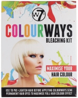 W7 - COLOURWAYS BLEACHING KIT - Rozjaśniacz do włosów