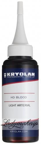 KRYOLAN - HD BLOOD - Artificial Blood HD - 75 ml - ART. 4161