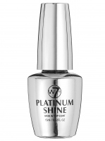W7 - PLATINUM SHINE - Baza + Top Coat