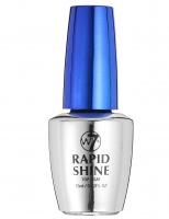 W7 - RAPID SHINE - Top Coat utrwalający lakier