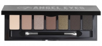 W7 - ANGEL EYES SILKY EYE SHADOW PALETTE - Paleta 7 cieni do powiek - OUT ON THE TOWN