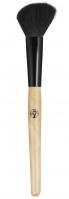 W7 - ANGLED BLUSHER BRUSH - Brush for blush, highlighter and bronzer
