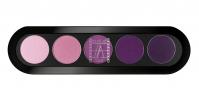 Make-Up Atelier Paris - 5 Eyeshadows palette - T28S - T28S