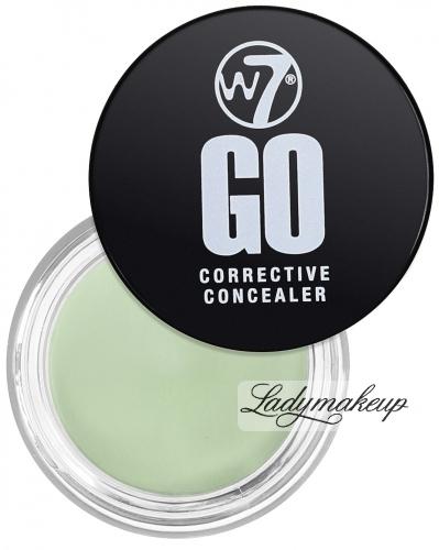 W7 - GO - CORRECTIVE CONCEALER - Korektor specjalistyczny