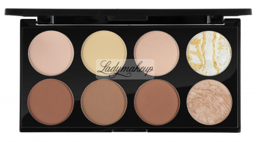 MAKEUP REVOLUTION - ULTRA CONTOUR PALETTE