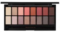 MAKEUP REVOLUTION - NEW-TRALS vs NEUTRALS - Palette of 16 eyeshadows