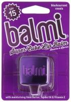 Balmi - SUPER CUBE LIP BALM - Balsam do ust - CZARNA PORZECZKA
