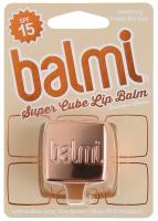Balmi - SUPER CUBE LIP BALM - Balsam do ust - LETNIA MALINA