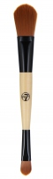 W7 - DUO FOUNDATION & CONCEALER BRUSH