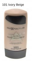 Max Factor - Podkład Lasting Performance-101 Ivory Beige