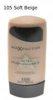 Max Factor - Podkład Lasting Performance-105 Soft Beige
