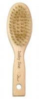 GORGOL - BABY LINE - Pneumatyczna szczotka do włosów z naturalnego włosia - 05 01 129