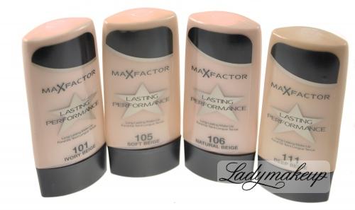 Max Factor - Podkład Lasting Performance
