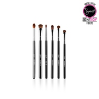 Sigma - EXTREME COLOR PAYOFF KIT - Professional brush collection - Zestaw 6 pędzli do makijażu