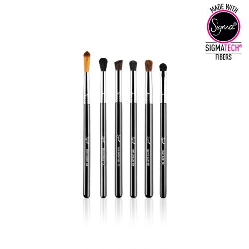 Sigma - THE PERFECT BLEND KIT - Professional brush collection - Zestaw 6 pędzli do makijażu
