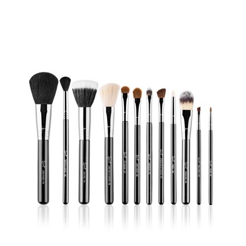 Sigma - ESSENTIAL KIT - Professional brush collection - Zestaw 12 pędzli do makijażu