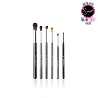 Sigma - SPOT-ON CONCEALER KIT - Professional brush collection - Zestaw 6 pędzli do makijażu