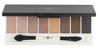 Lily Lolo - EYE PALETTE - 8 mineral eyeshadows - LAID BARE