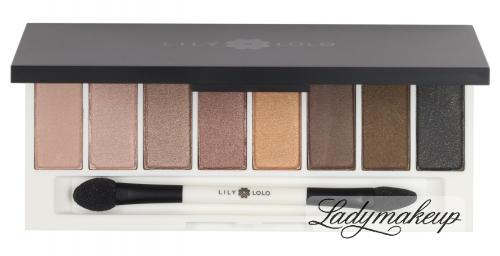 Lily Lolo - EYE PALETTE - Paleta 8 cieni mineralnych - LAID BARE