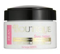 HEAN - BOUTIQUE - SNAIL THERAPY - Nutrishing - moisturizing cream - Krem odżywczo - nawilżający - NA DZIEŃ