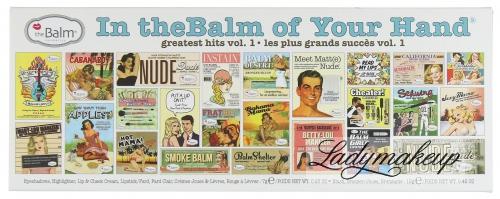 THE BALM - IN THEBALM OF YOUR HAND - Zestaw 11 kosmetyków do makijażu