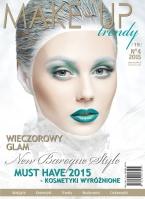 Magazyn Make-Up Trendy - WIECZOROWY GLAM - No4/2015