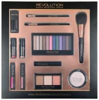 MAKEUP REVOLUTION - ULTRA PROFESSIONAL COLLECTION 2016 - Zestaw kosmetyków i przyborów do makijażu