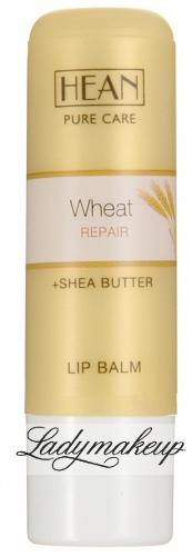 HEAN - LIP BALM - WHEAT REPAIR - Balsam do ust z olejem z kiełków pszenicy i masłem shea