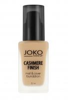 JOKO - Cashmere Finish - Podkład matujący - 153 - GOLDEN BEIGE - 153 - GOLDEN BEIGE
