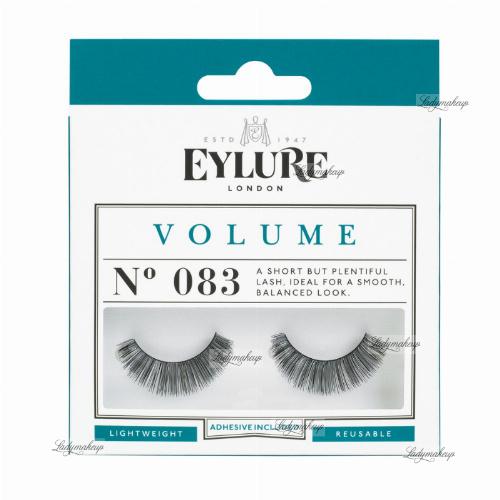 EYLURE - VOLUME - NR 083 - Rzęsy z klejem - efekt pogrubienia - 60 01 207