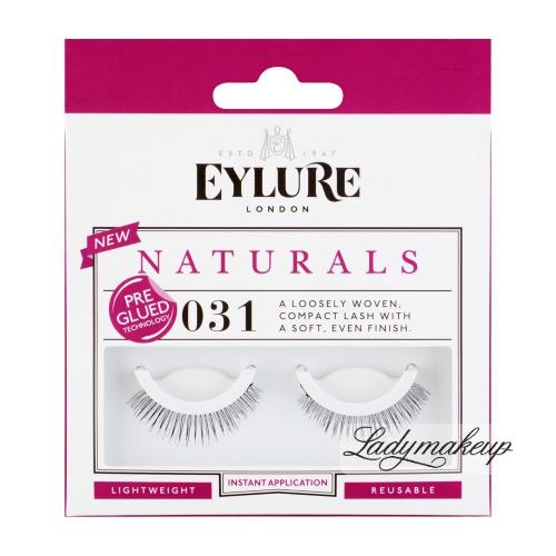 EYLURE - NATURALS - NR 031 - Self-adhesive eyelashes - 60 10 004
