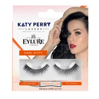 EYLURE - KATY PERRY LASHES - COOL KITTY - Rzęsy z klejem - 62 01 002