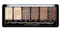 Catrice - CHOCOLATE NUDES Eyeshadow Palette - Paleta cieni do powiek - 754357