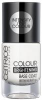 Catrice - COLOUR BRIGHTENING BASE COAT - Lakier bazowy intensyfikujący kolor