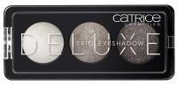 Catrice - DELUXE TRIO EYESHADOW - Zestaw 3 cieni do powiek - 020 MEET THE GEMSTONES