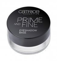 Catrice - PRIME AND FINE EYESHADOW BASE - Baza pod CIENIE do powiek