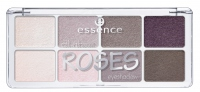 Essence - All about ROSES eyeshadow - Paleta 8 cieni do powiek - 03 ROSES - 754316
