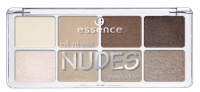 Essence - All about NUDES eyeshadow - Paleta 8 cieni do powiek - 02 NUDES - 754315