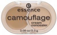Essence - Camouflage cream concealer - Korektor w kremie