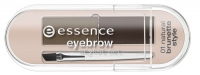 Essence - Eyebrow stylist set - Zestaw Do Brwi - 01