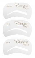 Christian - DUO NATURAL - Set of 2 semi-permanent eyebrow powders