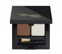 Christian - DUO HIGHLIGHTER SET - Semi-transparent eyebrow powder + highlighter - CF507 - IRID BROWN - HIGHLIGHTER - CF507 - IRID BROWN - HIGHLIGHTER