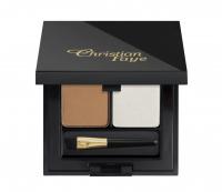 Christian - DUO HIGHLIGHTER SET - Semi-transparent eyebrow powder + highlighter - CF505 - TAN - HIGHLIGHTER - CF505 - TAN - HIGHLIGHTER