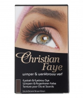 Christian - Eyelash & Eyebrow Dye - BROWN - BROWN