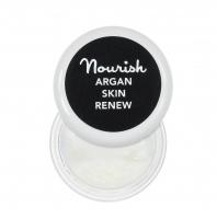 Nourish - ARGAN SKIN RENEW - Ujędrniający krem odbudowujący z olejem arganowym - 2 ml