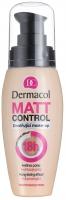 Dermacol - MATT CONTROL - Długotrwały podkład matujący