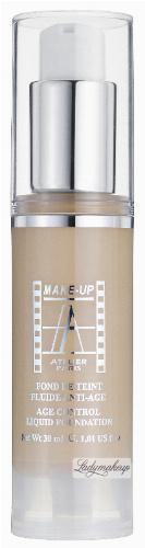 Make-Up Atelier Paris - Haute Definition ANTI-A GING - Podkład nawilżający przeciw oznakom starzenia