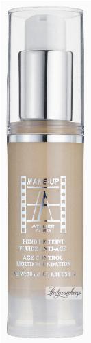 Make-Up Atelier Paris - Haute Definition ANTI-A GING - Moisturizing Anti Aging Facial