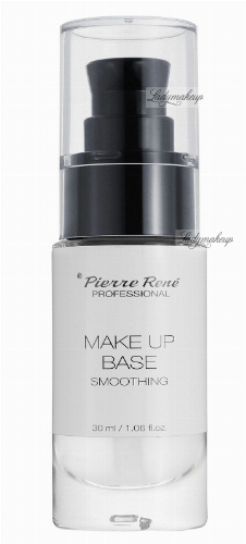 Pierre René - Smoothing Cashmere Make Up Base - Baza wygładzająca
