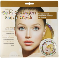 GlySkinCare - Gold Collagen Facial Mask